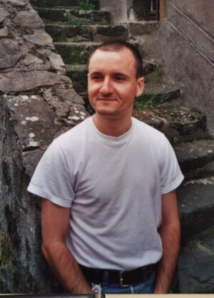 moi, Salers, 2001